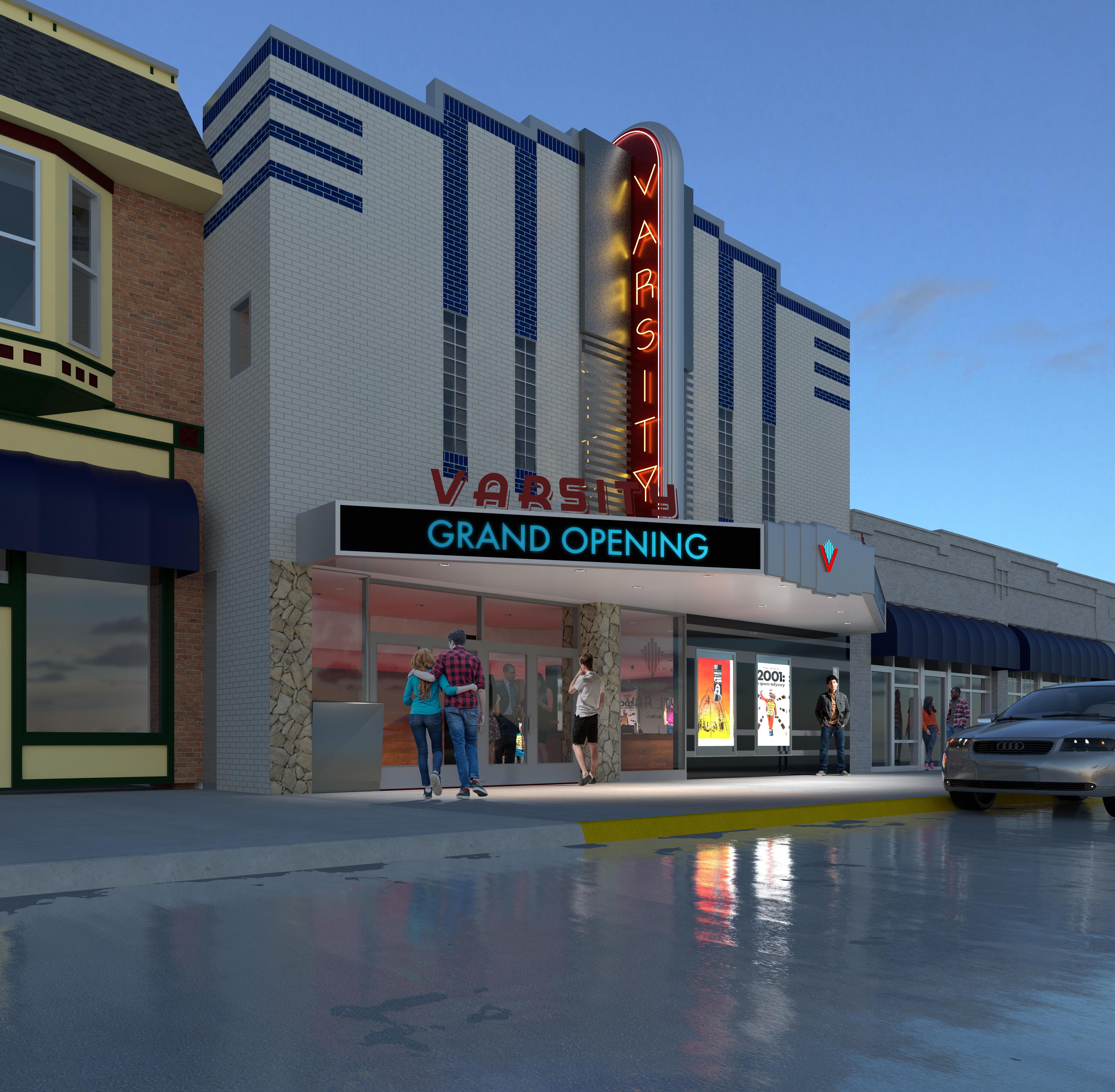 Varsity Cinema